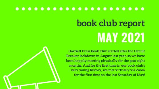 May 2021 Book Club Report: Fuminori Nakamura's The Thief