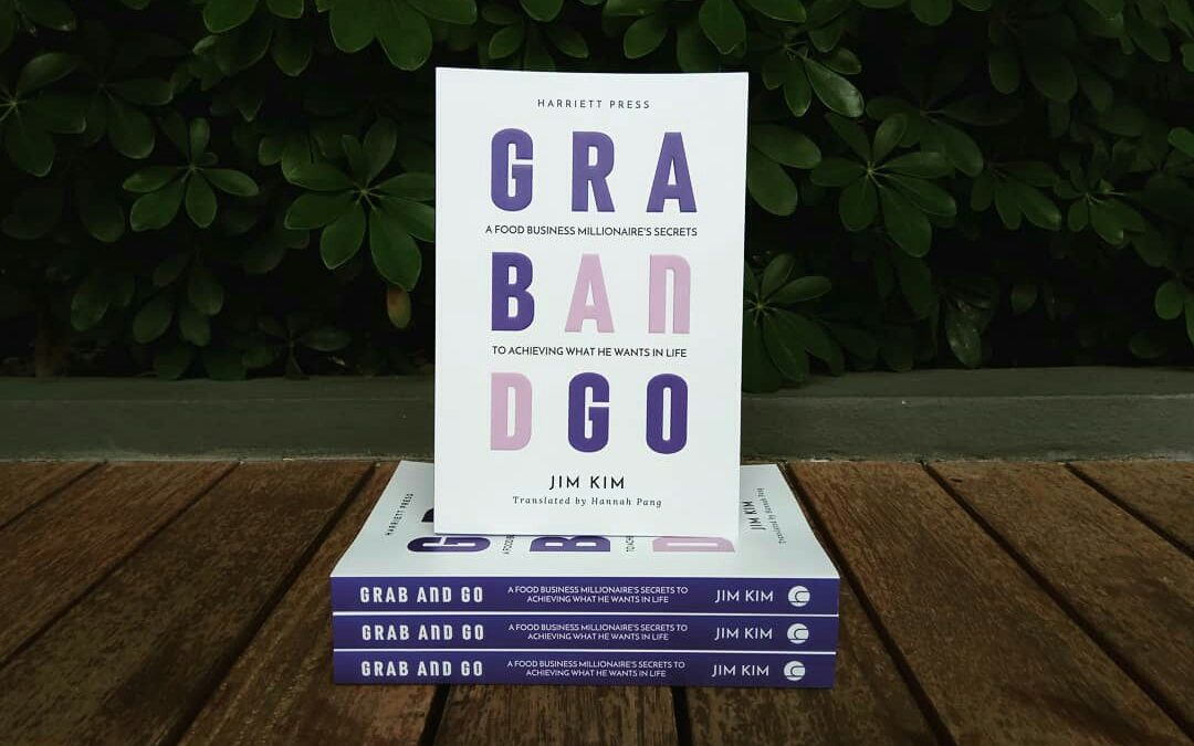 We have shipped your pre-orders for Grab and Go!